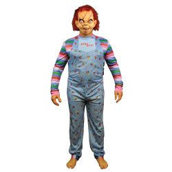 Fantasia Boneco Assassino Chucky Infantil