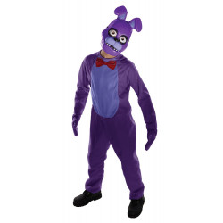 Fantasia Bonnie Five Nights at Freddy's Infantil