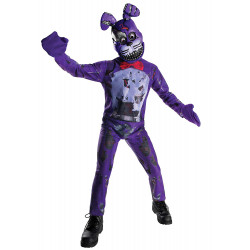 Fantasia Bonnie Five Nights at Freddy's Infantil Novo