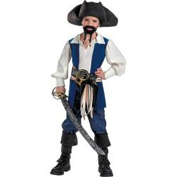 Fantasia Capitão Jack Sparrow Infantil