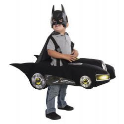 Fantasia Carro do Batman Infantil Bebê