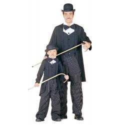 Fantasia Charlie Chaplin Luxo Infantil