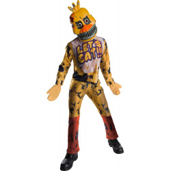 Fantasia Chica Five Nights at Freddy's Infantil Novo
