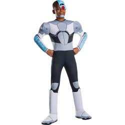 Fantasia Ciborgue Titãs Infantil