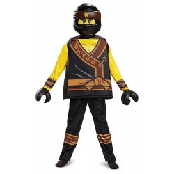 Fantasia Cole Ninjago Lego Infantil Filme