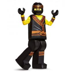 Fantasia Cole Ninjago Lego Infantil Filme Luxo