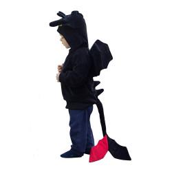 Fantasia Banguela Como Treinar seu Dragão Infantil Luxo