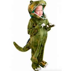 Fantasia Dinossauro Tyrannosaurus Infantil Bebê