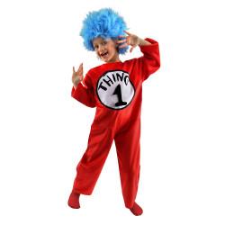 Fantasia Dr. Seuss Thing 1 Infantil