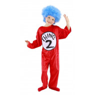 Fantasia Dr. Seuss Thing 2 Infantil