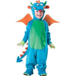 Fantasia Dragão Dinossauro Infantil Parmalat