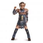 Fantasia Durotan Warcraft Elite Infantil