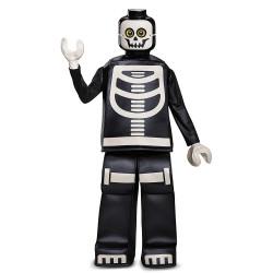 Fantasia Esqueleto Lego Luxo