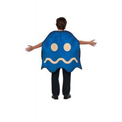 Fantasia Fantasma Azul PacMan Luxo Infantil