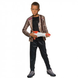 Fantasia Finn Star Wars Luxo Infantil Despertar da Força