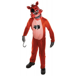 Fantasia Foxy Five Nights at Freddy's Infantil