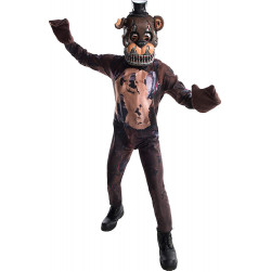 Fantasia Freddy Five Nights at Freddy's Infantil Novo