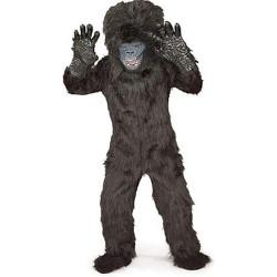 Fantasia Gorila Infantil Clássica