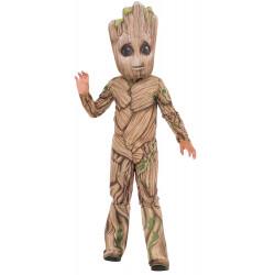 Fantasia Groot Guardiões da Galaxia 2 Infantil Clássica