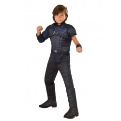 Fantasia Hawkeye Guerra Civil Infantil