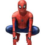 Fantasia Homem Aranha de Volta ao Lar Infantil Elite