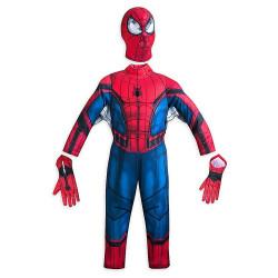 Fantasia Homem Aranha de Volta ao Lar Infantil Luxo