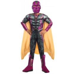Fantasia Homem da Visão Os Vingadores 2 Era de Ultron Infantil