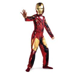 Fantasia Homem de Ferro 2 Infantil