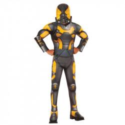 Fantasia Homem Formiga Amarelo Infantil