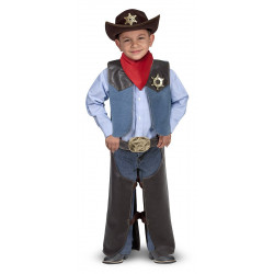 Fantasia Infantil Cowboy Little one
