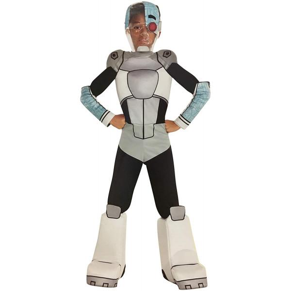 Fantasia Infantil Cyborg Jovens Teen Titans