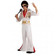 Fantasia Infantil Elvis Presley Luxo