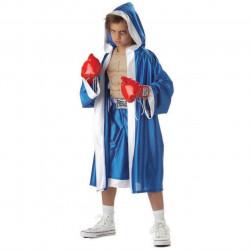 Fantasia Infantil Esportista Boxeador