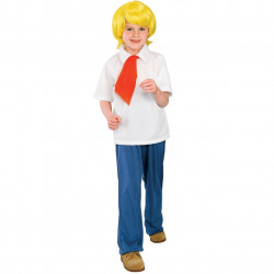 Fantasia Infantil Fred Scooby Doo