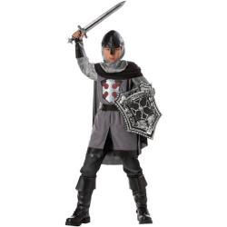 Fantasia Infantil Guerreiro Dragão Medieval