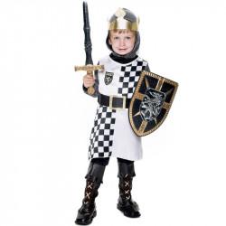 Fantasia Infantil Guerreiro Medieval