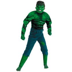 Fantasia Infantil Incrível Hulk