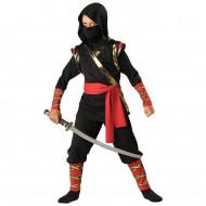 Fantasia Infantil Ninja Clássica