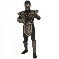 Fantasia Infantil Ninja Dinastia Antiga