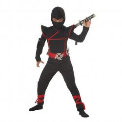Fantasia Infantil Ninja Estrela