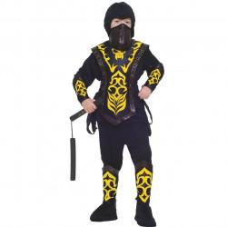 Fantasia Infantil Ninja Master