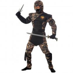 Fantasia Infantil Ninja Operações Especiais