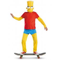 Fantasia Infantil Os Simpsons Bart  Luxo