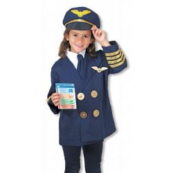 Fantasia Infantil Piloto de avião Little one