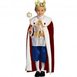 Fantasia Infantil Rei Luxo