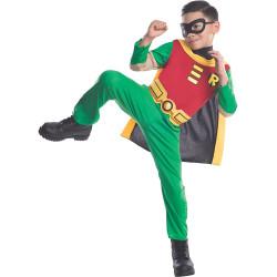 Fantasia Infantil Robin Jovens Teen Titans