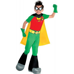 Fantasia Infantil Robin Titã