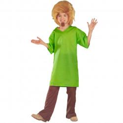 Fantasia Infantil Salsicha Scooby Doo