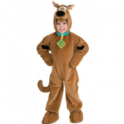 Fantasia Infantil Scooby Doo Luxo