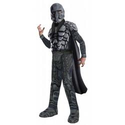 Fantasia Infantil Super Homem de Aço General Zod